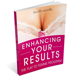 The Flat to Femme Program - Secrets to Natural Male to Female Breast Enhancement