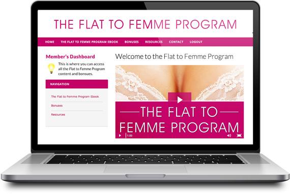 flat2fem-membersarea
